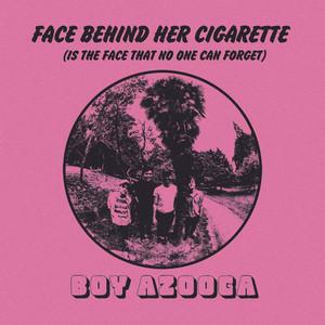 Face Behind Her Cigarette