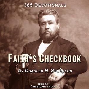 365 Devotional Faith's Checkbook (By Charles Spurgeon)
