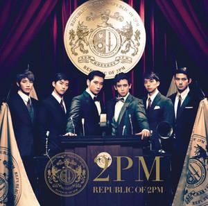 REPUBLIC OF 2PM album