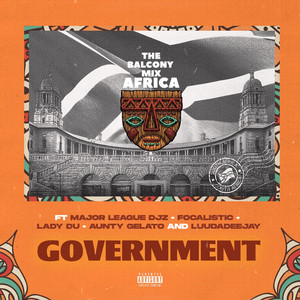 Government cover art