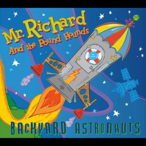 Song of the Day – The Groundhog's Lament by Mr Richard and the Pound Hounds