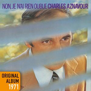 Non, je n'ai rien oublié (Remastered 2014) album