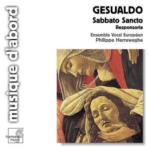 Gesualdo: Sabbato Sancto