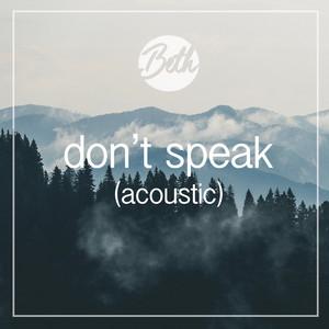 Don't Speak (Acoustic)