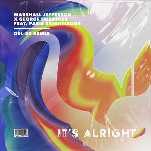 It's Alright - DEL-30 Remix cover art