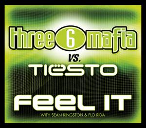 Feel It (with Sean Kingston & Flo Rida)