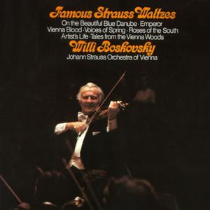 Strauss Jr., J.: Frühlingsstimmen, Op. 410 (Excerpt) by Johann Strauss II, Wiener Johann Strauss Orchester, Willi Boskovsky
