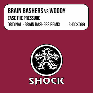 Ease The Pressure - Woody Mix cover art