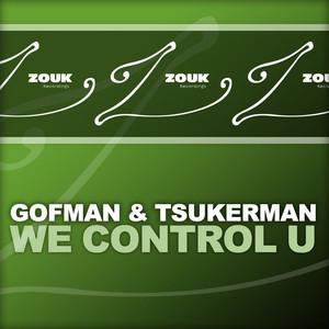 We Control U - Radio Edit cover art