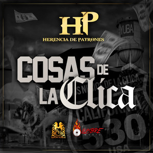 Cosas De La Clica cover art