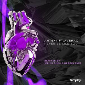 Never Be Like You (feat. Avenax) - Weiyu Shen Remix