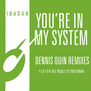 You're in My System - Dennis Quin Club Mix cover art