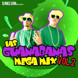 Las Guanabanas Mega Mix, Vol.2