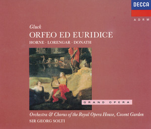 Orfeo ed Euridice Wq. 30 - Vienna Version (1762) / Act 2: Ballo (Dance of the Blessed Spirits) cover art