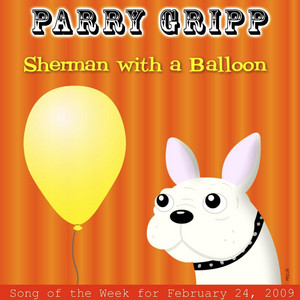 Sherman With A Balloon