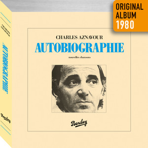 Autobiographie (Remastered 2014) album