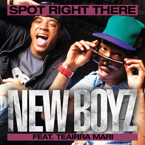 Spot Right There (feat. Teairra Mari)