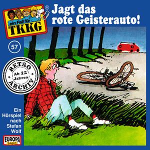057 - Jagt das rote Geisterauto! - Teil 15 cover art