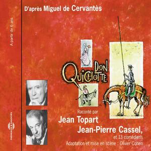Miguel de Cervantès : Don Quichotte (A partir de 6 ans)