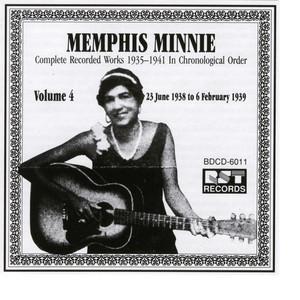 Memphis Minnie Vol. 4 (1938-1939) album