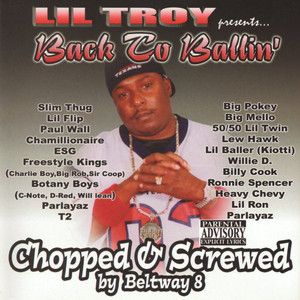 Let's Smoke (feat. Ronnie Spencer) by Lil' Troy