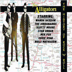 Rocket 88 by The Alligators, Stand Urban