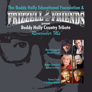 Frizzell & Friends Buddy Holly Country Tribute album