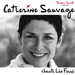 Catherine Sauvage Chante Léo Ferré album