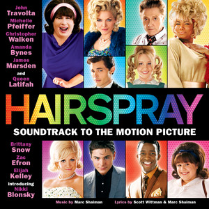 Hairspray (Soundtrack To The Motion Picture) album