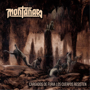 Cargados de Furia Los Cuerpos Resisten album
