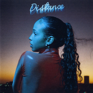 Distance cover art