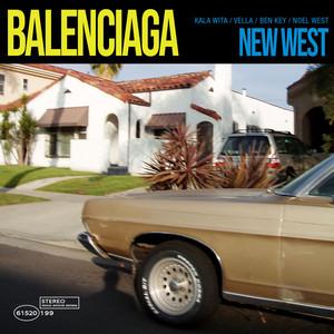 Balenciaga cover art