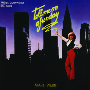 Tell Me On A Sunday (1980 Cast Recording) album