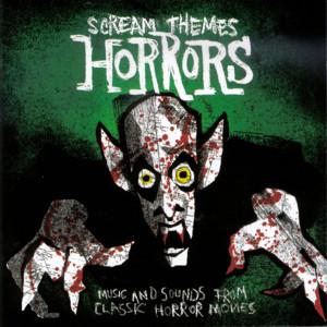Scream Themes Horrors album
