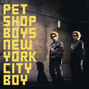 New York City Boy - Radio Edit cover art