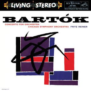 Concerto for Orchestra, Sz. 116, BB 123: II. Giuoco delle coppie - Allegretto scherzando by Béla Bartók, Fritz Reiner, Chicago Symphony Orchestra