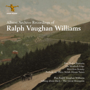 Ralph Vaughan Williams Talk on Bach (The Great Bourgeois)