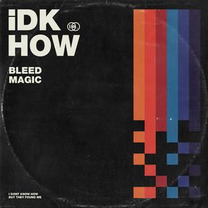 Bleed Magic cover art