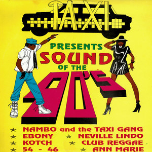 Taxi Presents Sound of the 90's album