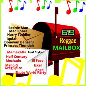 Reggae Mailbox