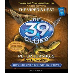 The Viper's Nest - The 39 Clues, Book 7 (Unabridged)