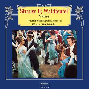 Wiener Blut, Op. 354 (Sangre Vienesa) by Vienna Volksoper Orchestra, Max Schönherr