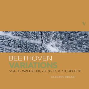 Beethoven: Variations, Vol. 2