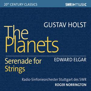 The Planets, Op. 32: IV. Jupiter, the Bringer of Jollity by Gustav Holst, Stuttgart Radio Symphony Orchestra, Sir Roger Norrington