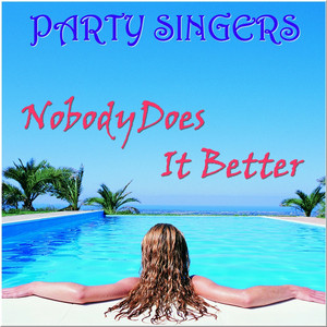 Ain't No Mountain High Enough by Partysingers