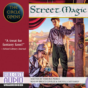 Street Magic - The Circle Opens 2 (Unabridged) Audiobook