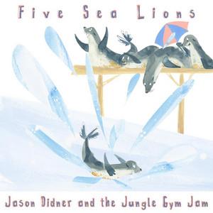 Five Sea Lions