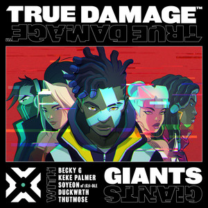 True Damage – GIANTS (Studio Acapella)