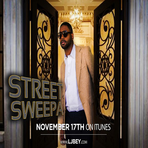 Street Sweepa' by LJ Bey, 1