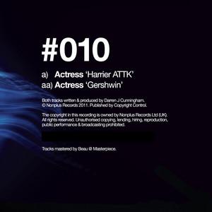 Harrier ATTK / Gershwin